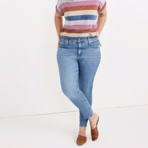 Madewell High-Rise Skinny Jeans Size 30